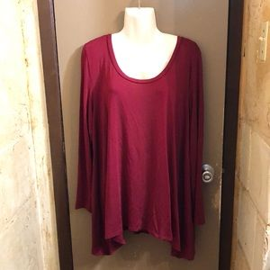 Torrid super soft knit top